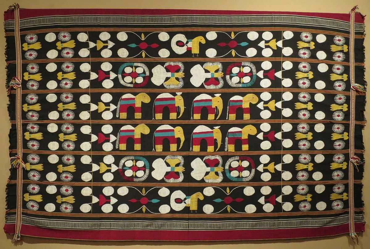 culture of nagaland, nagaland art and craft
