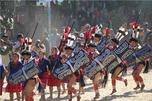 nagaland culture, dance of nagaland