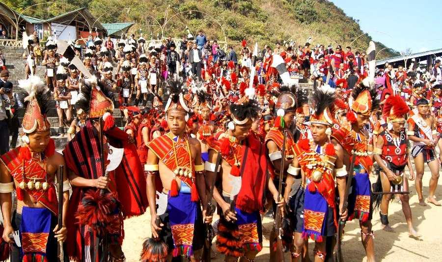 culture of nagaland, festivals of nagaland