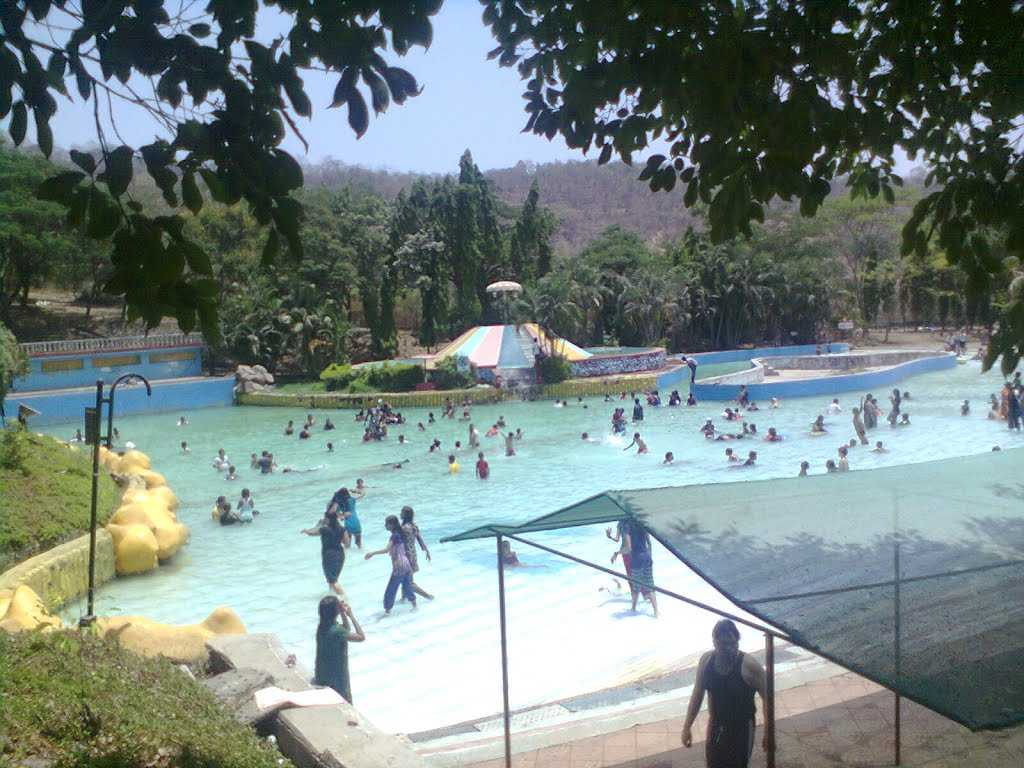 Water Parks in Mumbai, nishiland water park