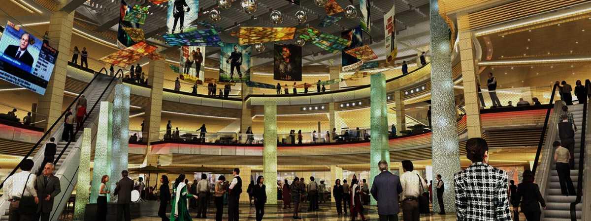 shopping mall in mumbai, phoenix market city