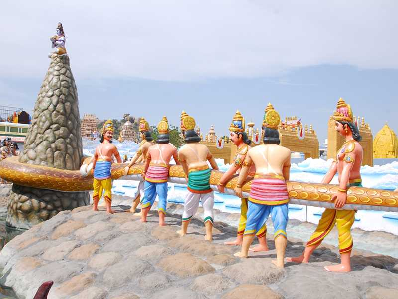 Surendrapuri Temple, Temples in Telangana