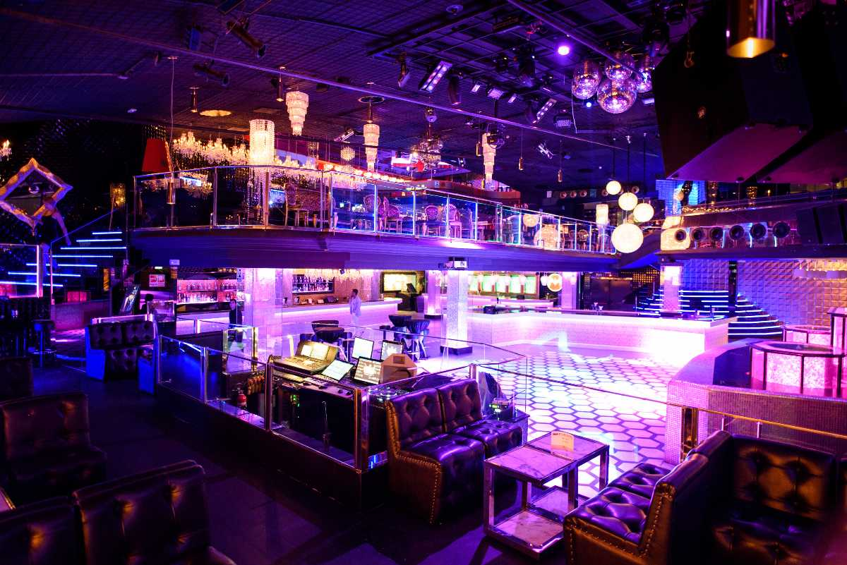 Tito's Bar and Club, Nightlife in Goa