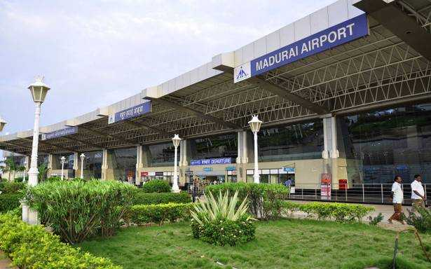 airports in tamil nadu, madurai international airport