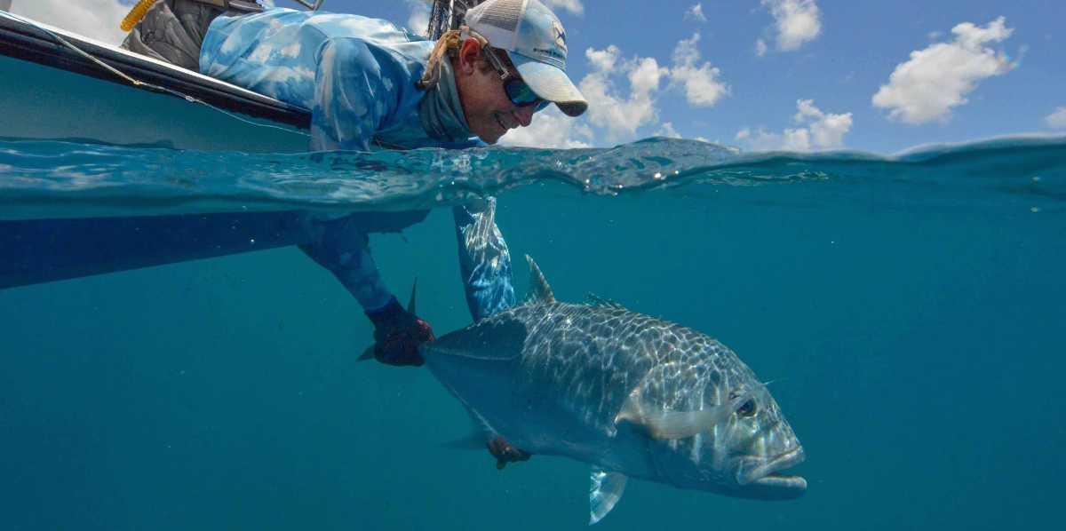 Alphonse Island Fly Fishing, Fly Fishing in Seychelles
