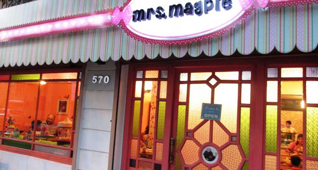 Mrs Magpie, Cafes in Kolkata