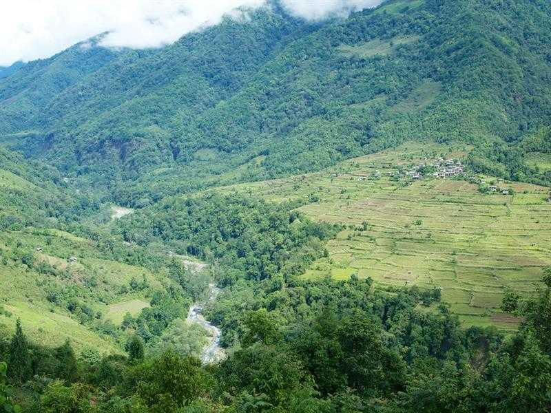 Jigme Singye Wangchuk National Paek