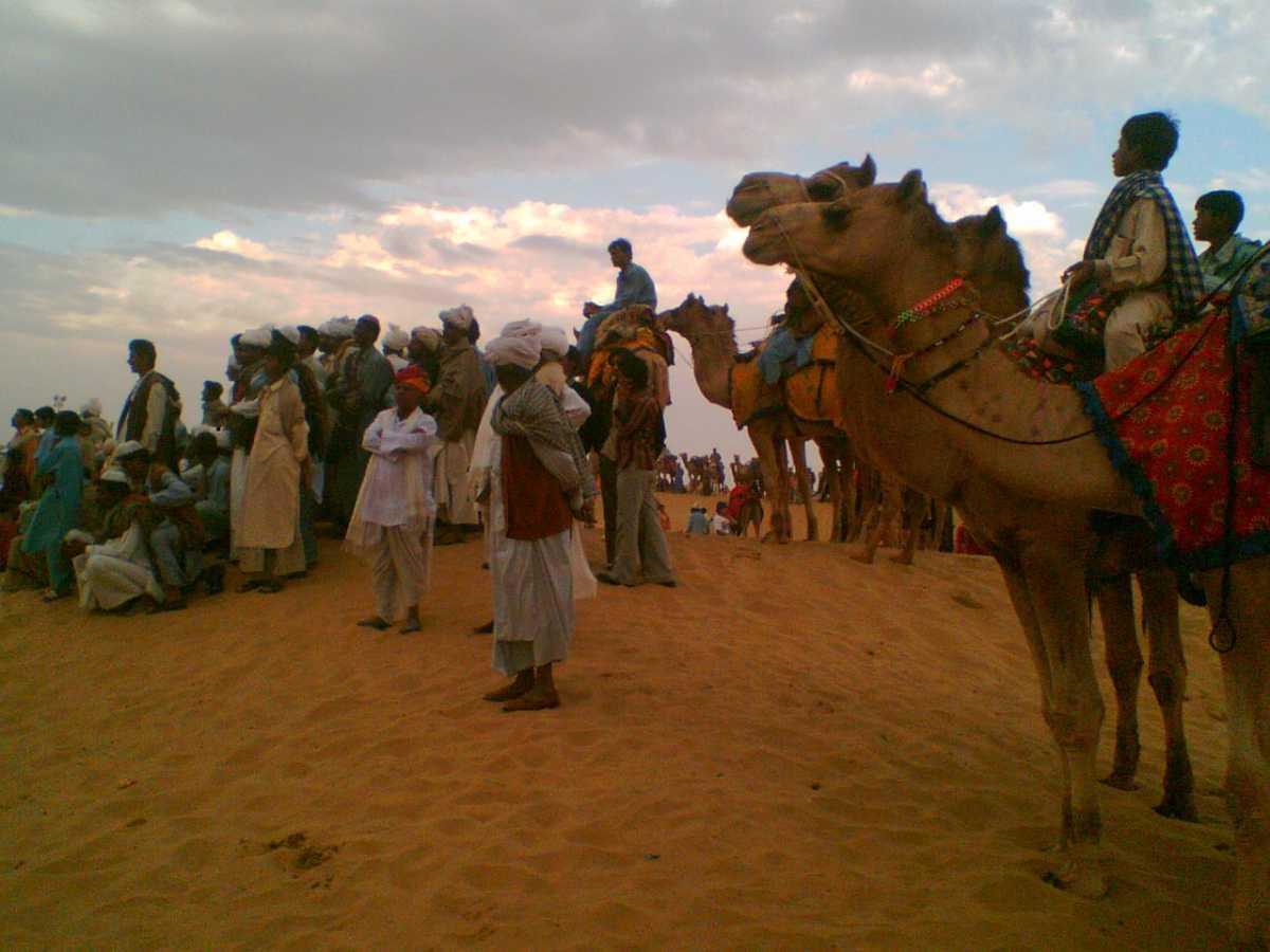 Desert Festival Rajasthan