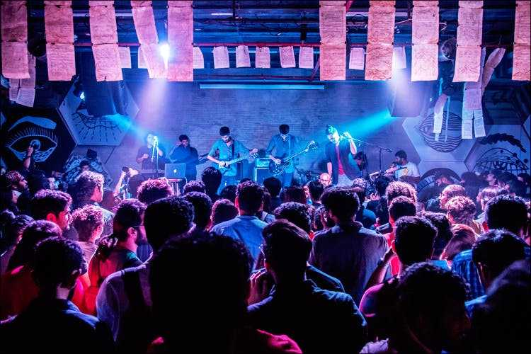 AntiSocial, Live Music in Mumbai