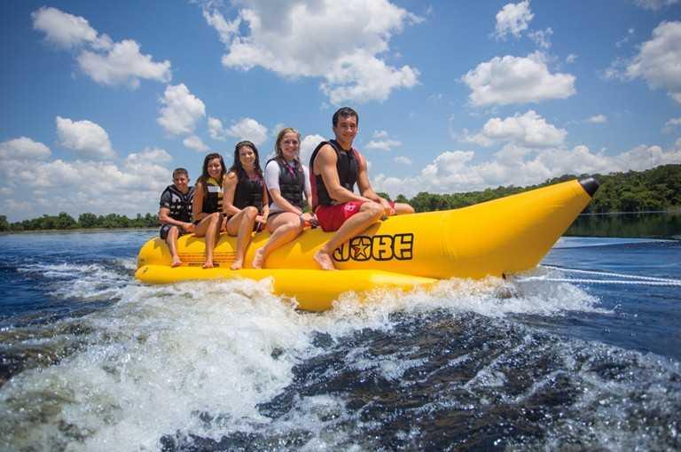 adventure sports goa, banana boat ride in goa, adventure activities in goa