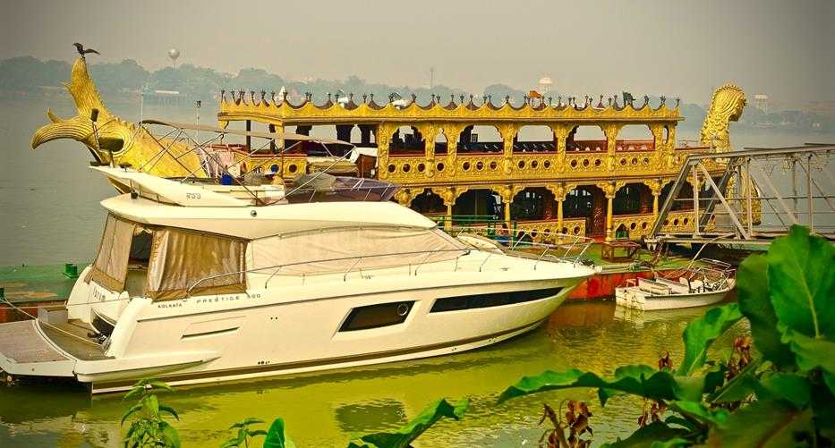 luxury cruise in india