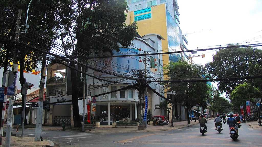 Nguyen Dinh Chieu Street, Shopping in Ho Chi Minh City