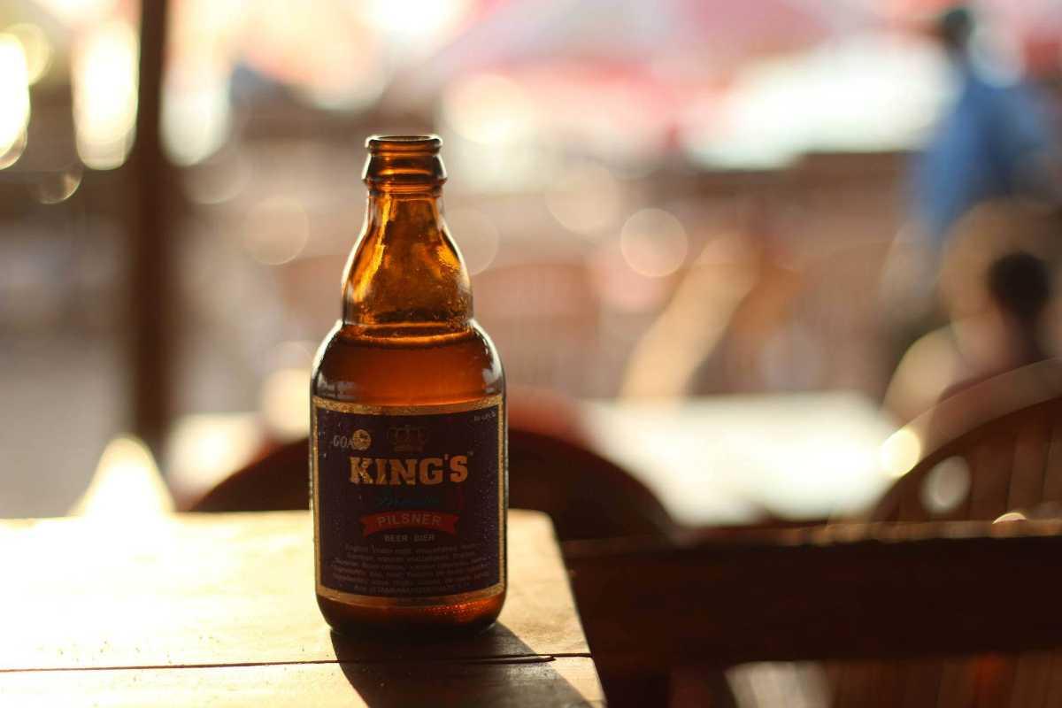 Kings beer, best beers to drink in India