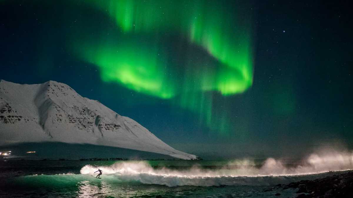 Under An Arctic Sky, travel documentaries