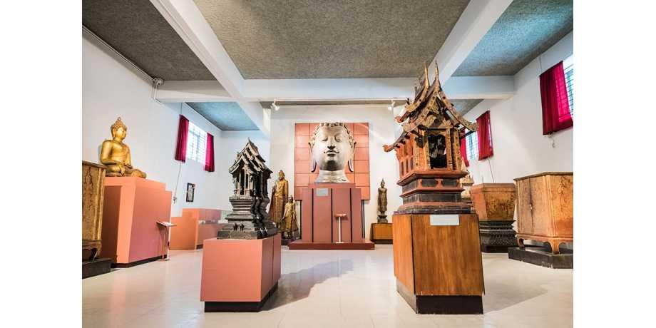 Chiang Mai National Museum Thailand
