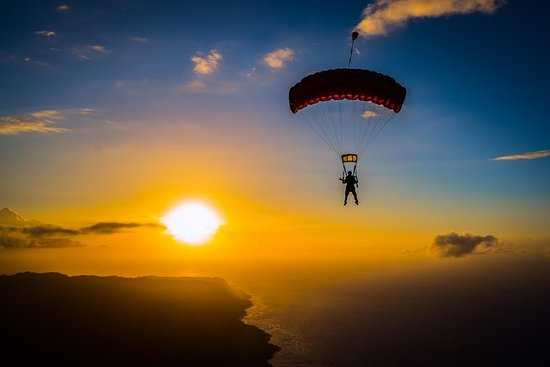 Skydiving in Bali - Best Places in Bali for Skydiving - Holidify