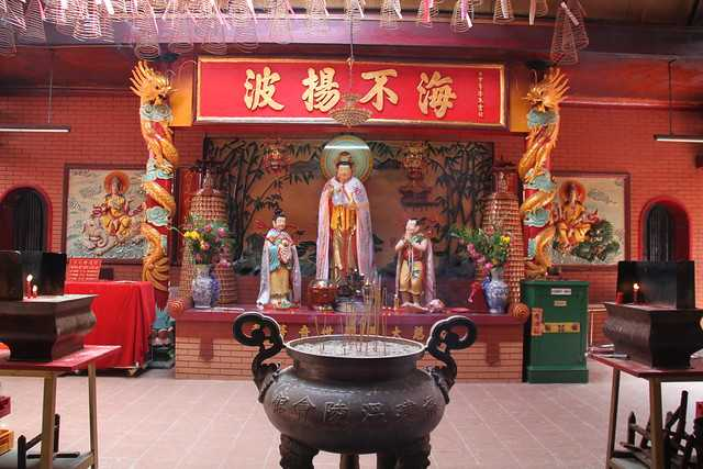 Quan Am Pagoda, Cholon