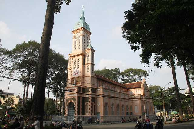 Roman Catholic Church, Cholon