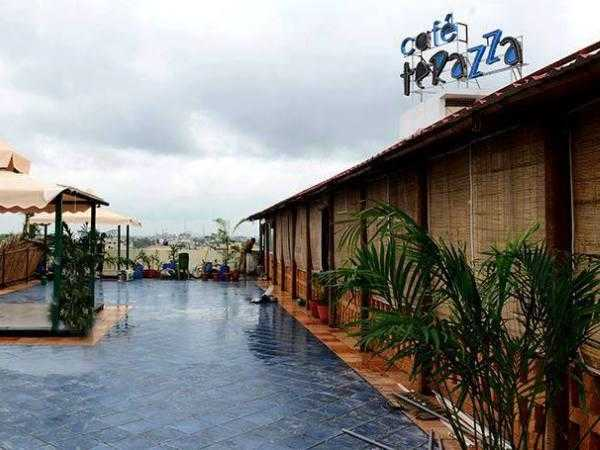 Cafe Terrazza, Offbeat Cafes in Indore