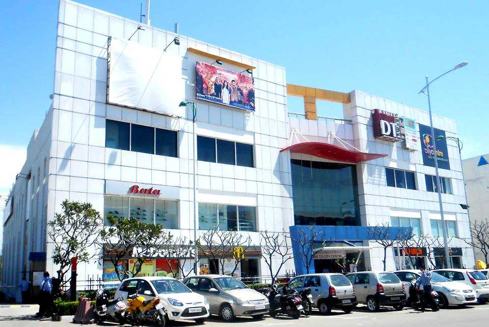 DLF City Centre Mall, Malls in Chandigarh