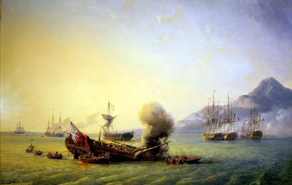 Grand Port, History of Mauritius