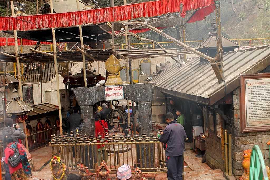 Dakshinkali Temple Kathmandu