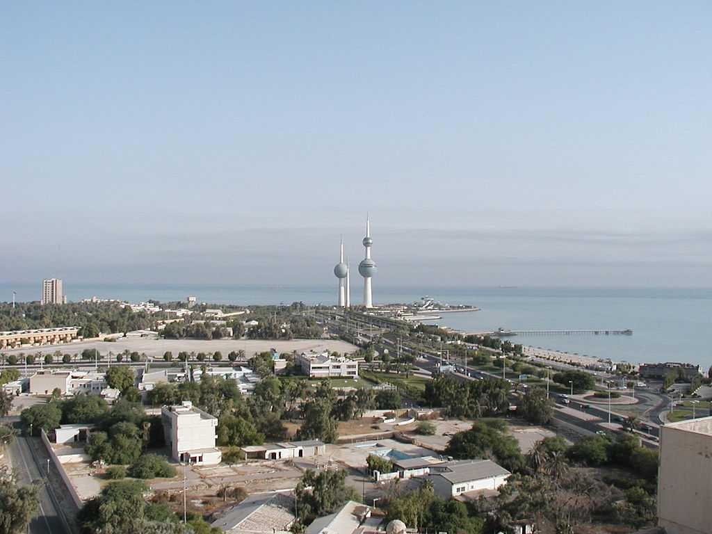 مناطق سياحية بالكويت