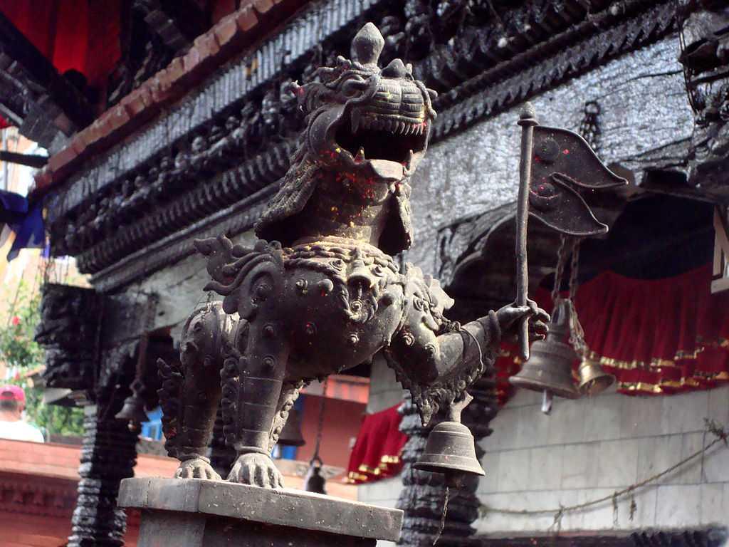 Manakamana Temple in Gorkha Nepal