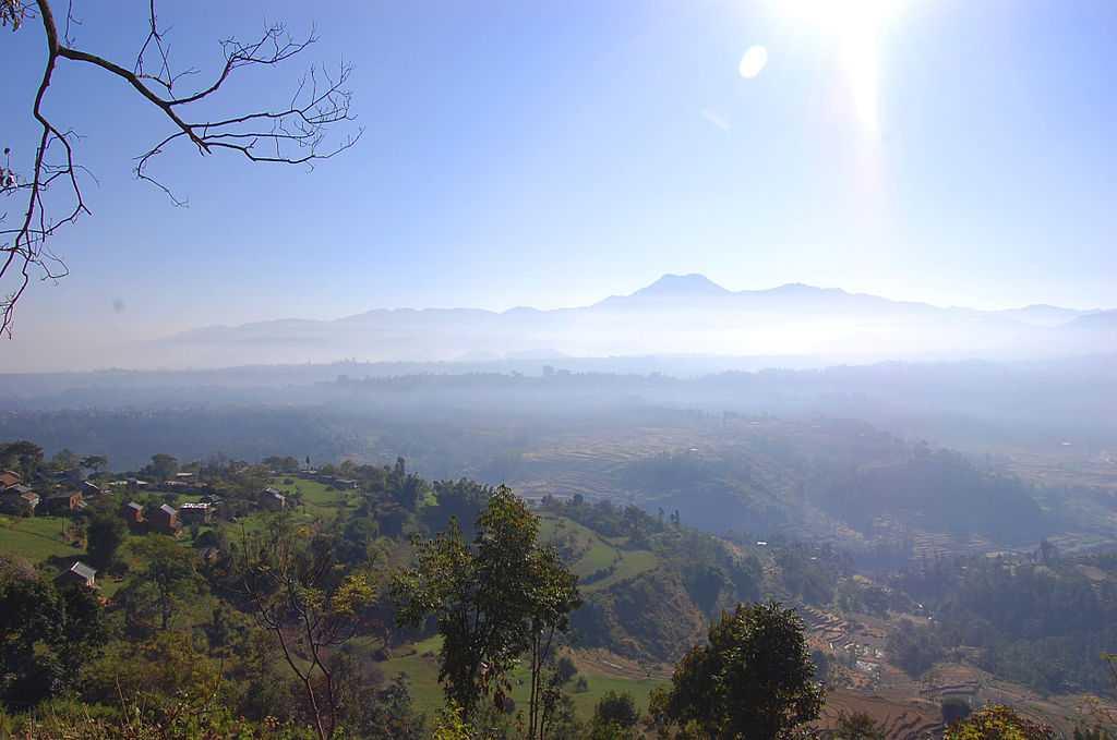 Phulchowki Hill