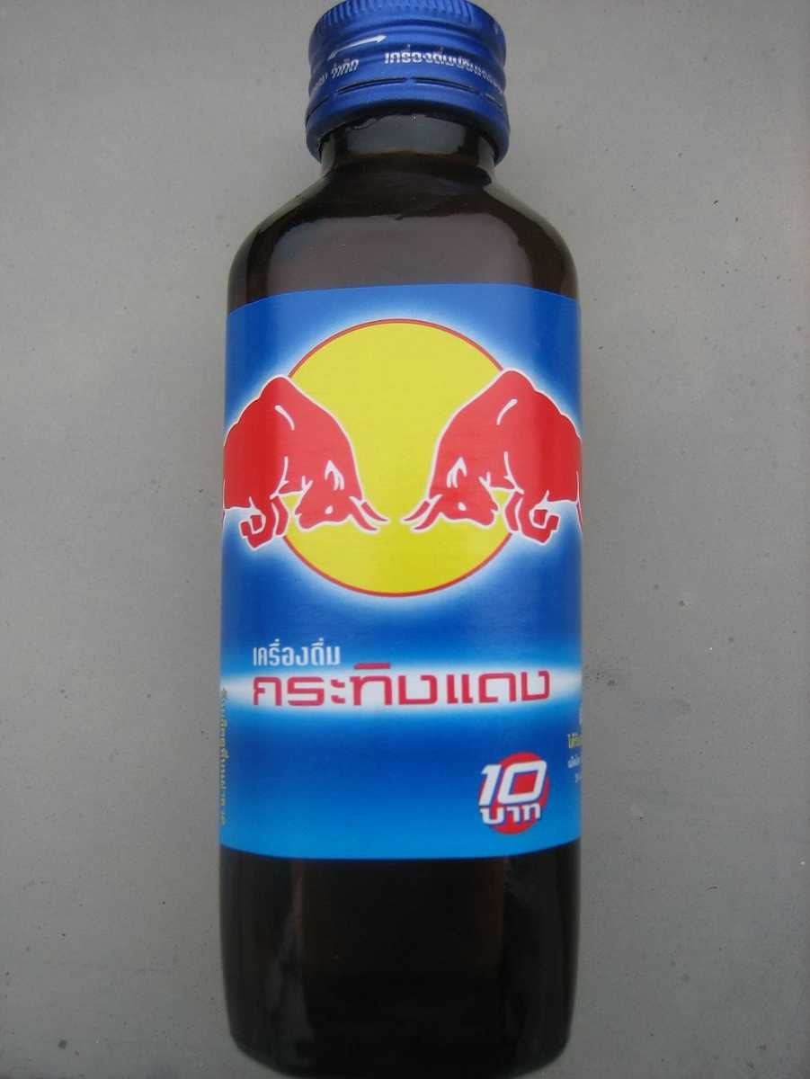 Thai Red Bull, Bangkok Thailand Facts