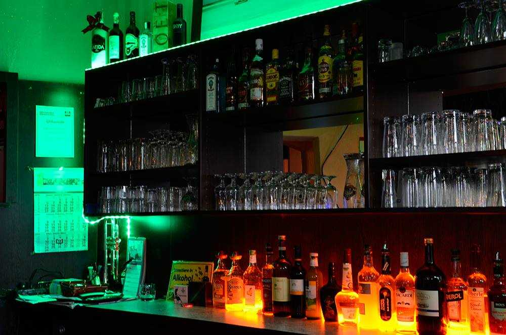 La Palma Cafe and Lounge Bar, Romantic Places in Jaipur