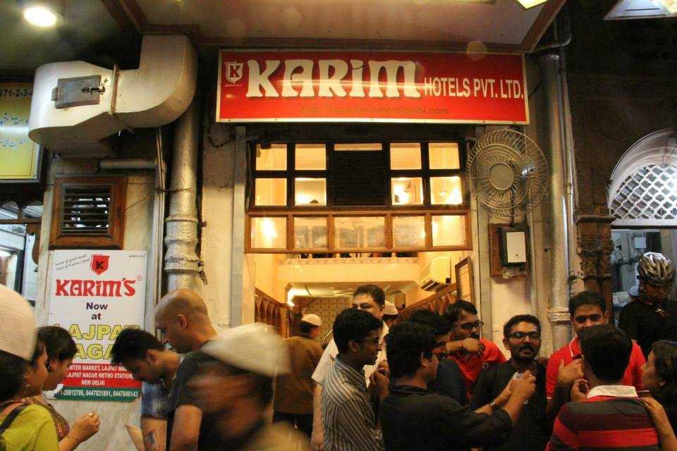 Karim's Delhi