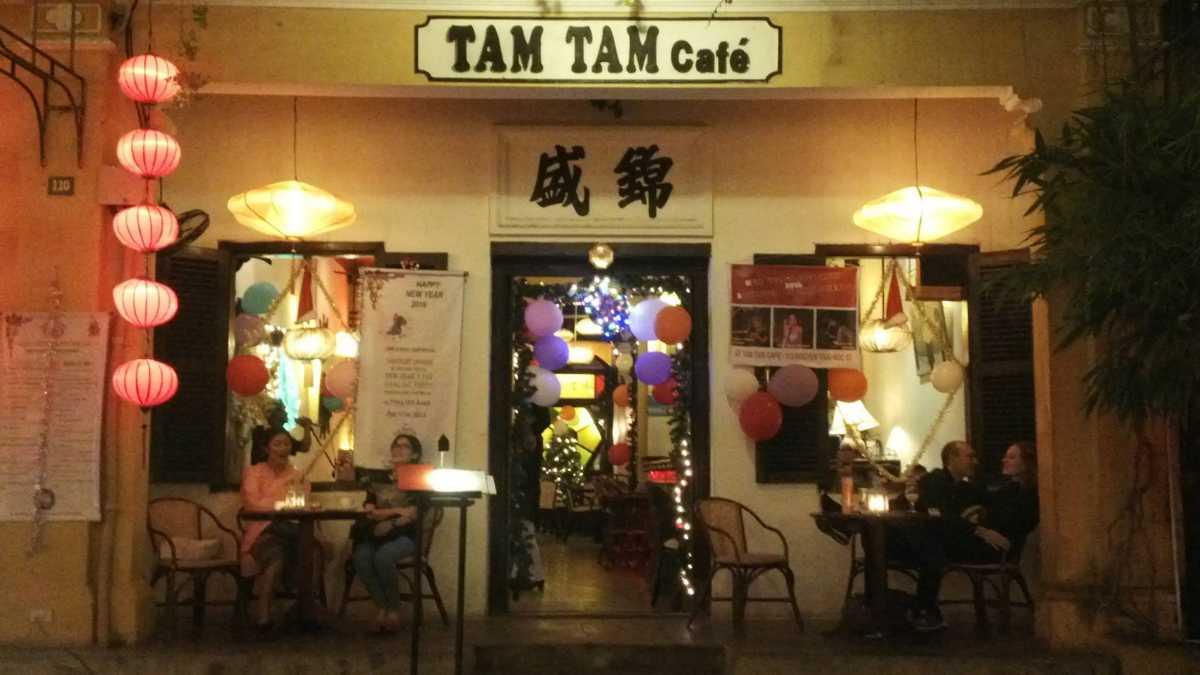 Tam Tam, Nightlife in Hoi An