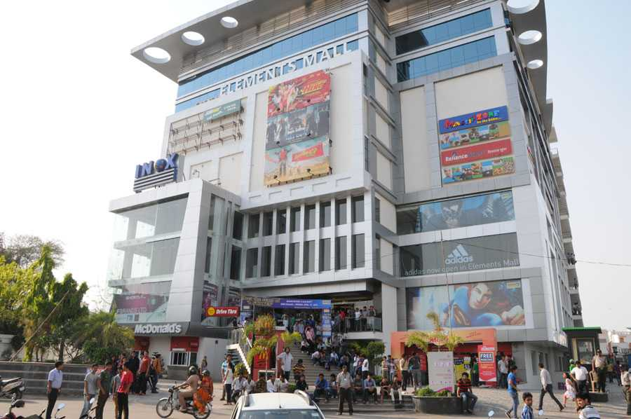 elements mall jaipur