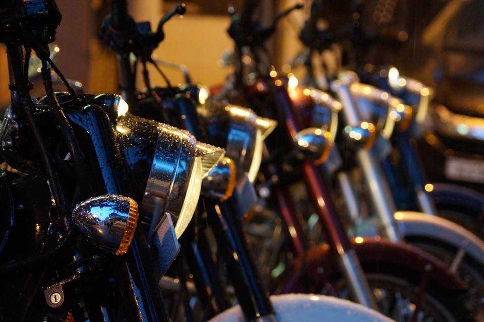 Rent a bike in Bangalore
