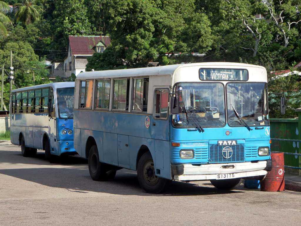 SPTC Bus, Getting around Praslin Island