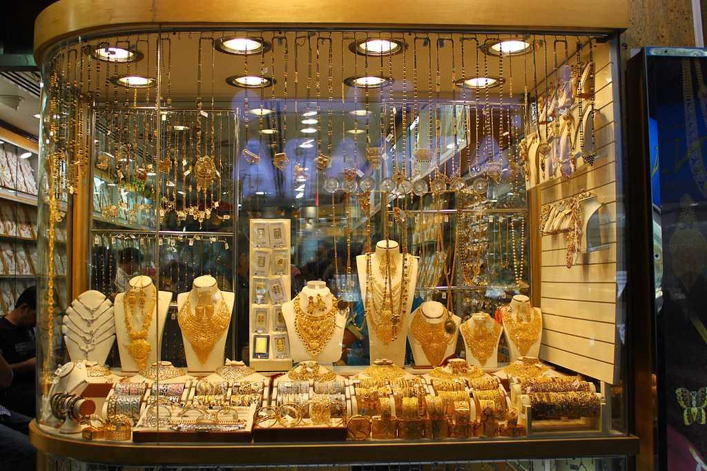 Gold Souk at Deira Dubai