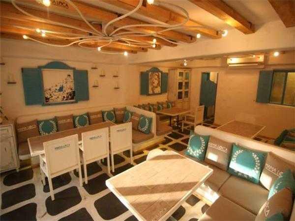 Cafe Mama Loca, Offbeat Cafes in Indore