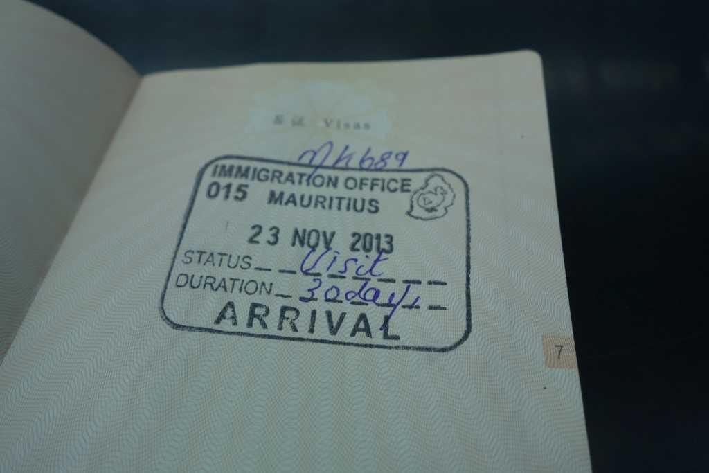 Mauritius Visa for Indians