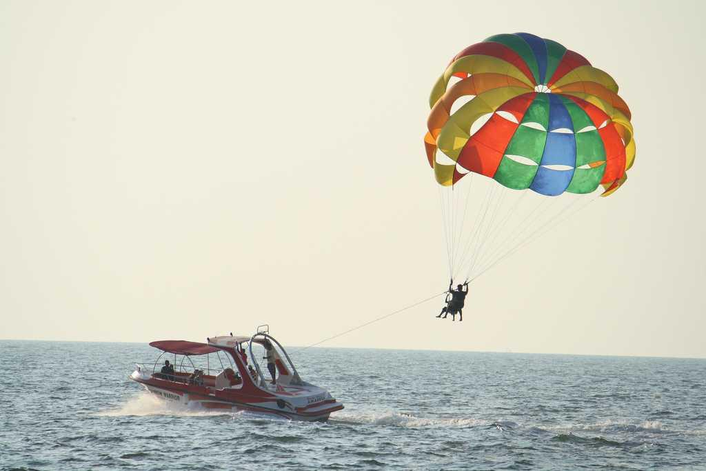 adventure sports goa, parasailing in goa, adventure activities in goa