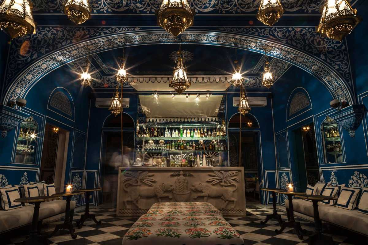Bar Palladio, Nightlife in Jaipur