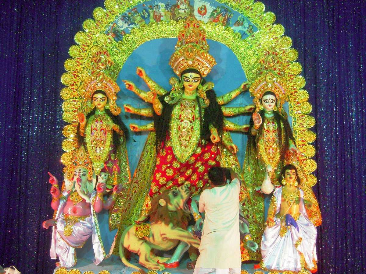 Antaranga Durga Puja