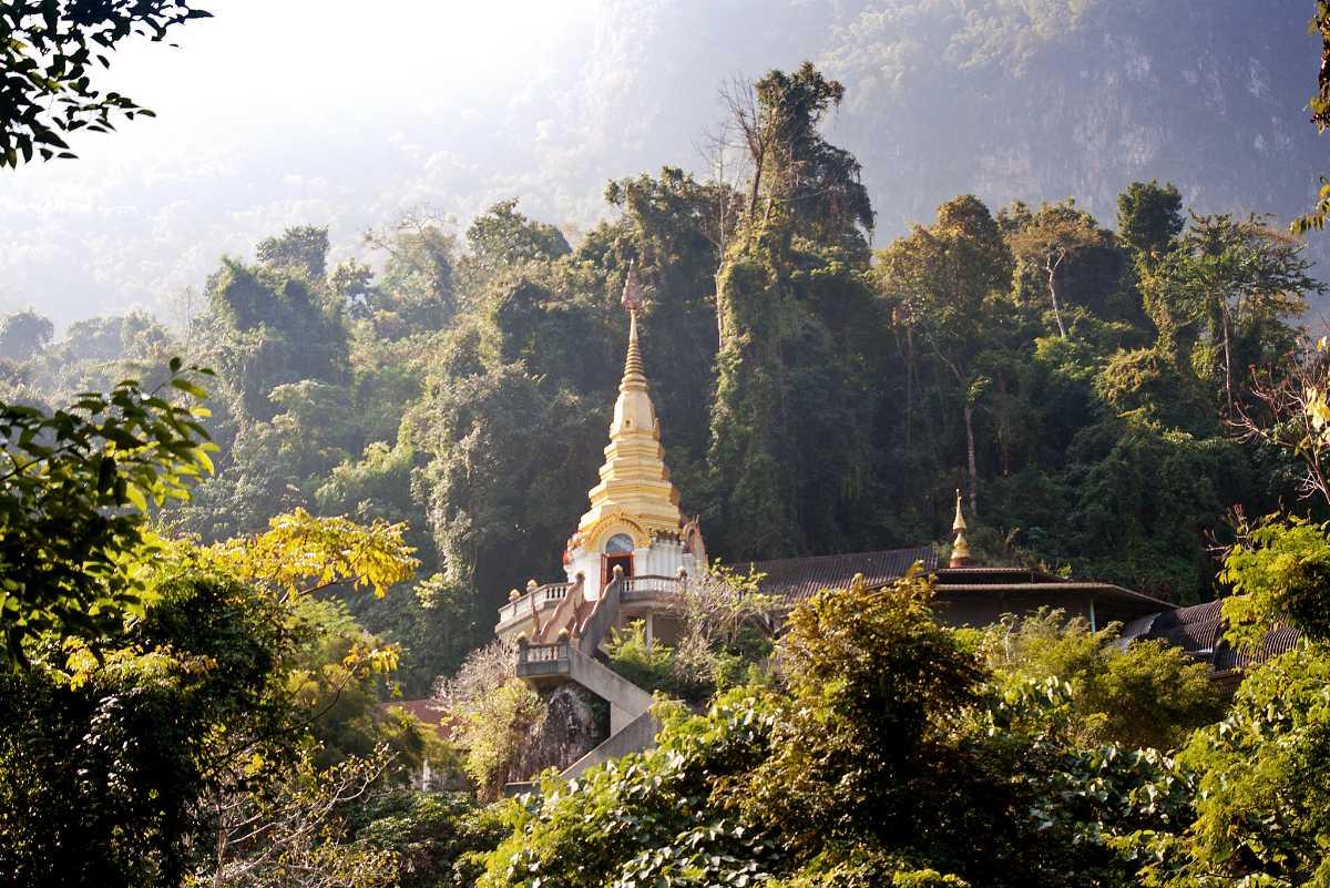 Wat Tham Pha Plong, Temples of Thailand