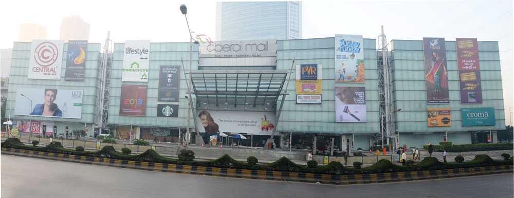 malls in mumbai, oberoi mall