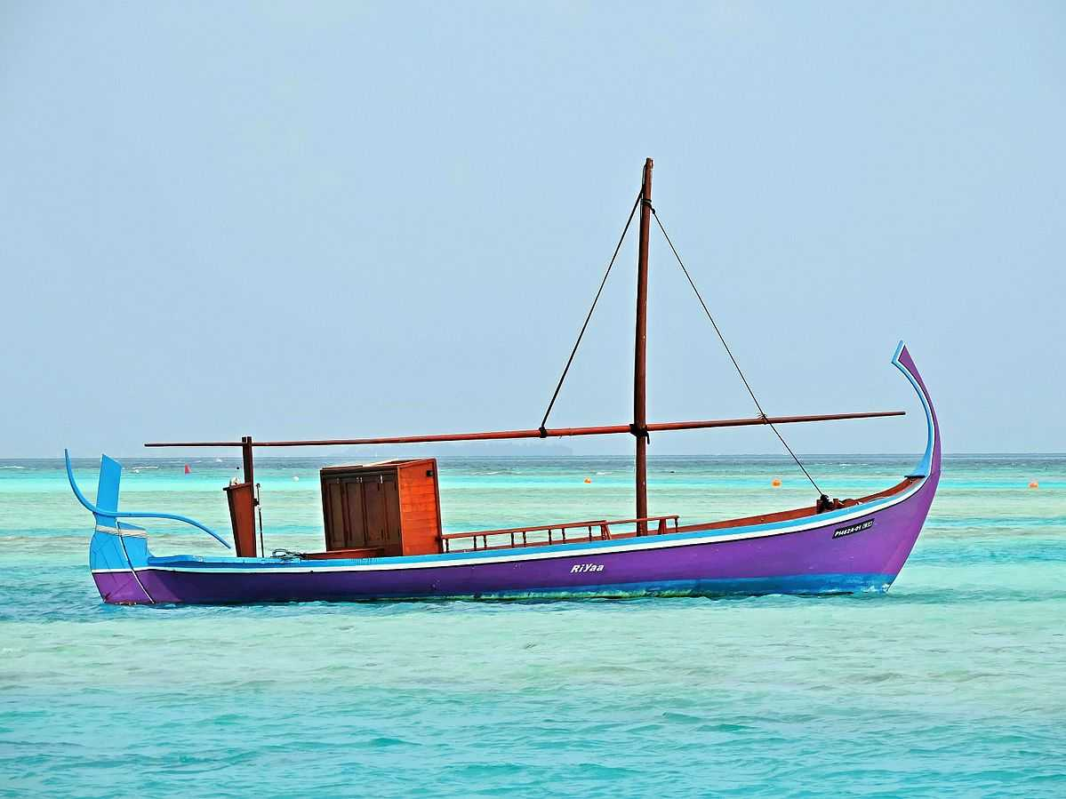 Local Dhoni Boat