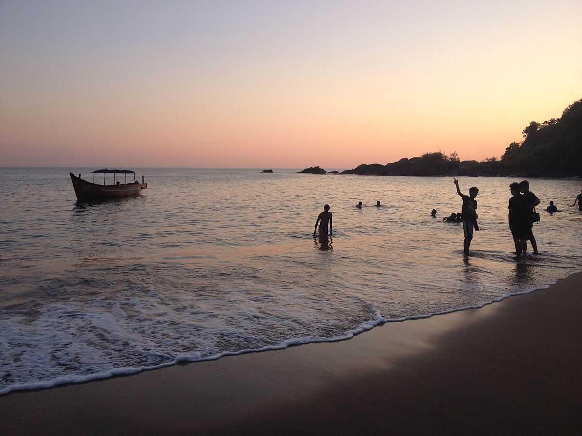 Gokarna Beach, Gokarna