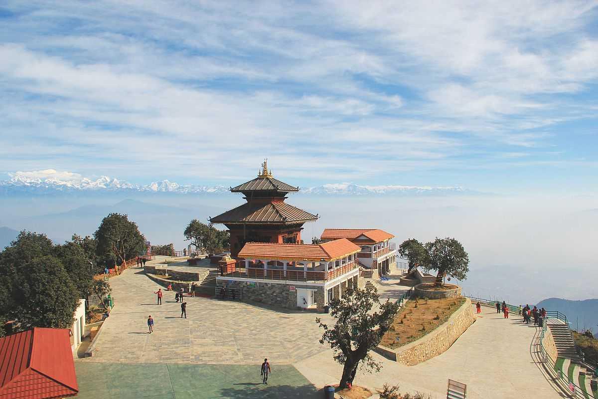 Chandragiri Hill Nepal