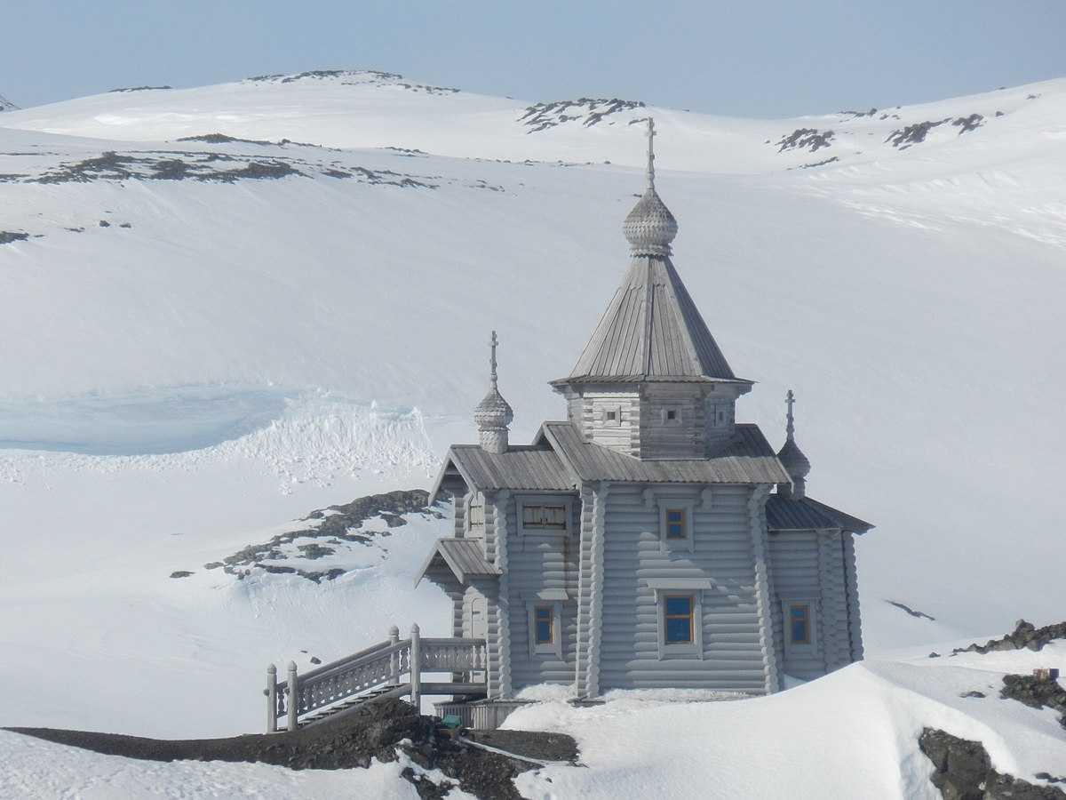 Villla Las Estrellas, Antarctica