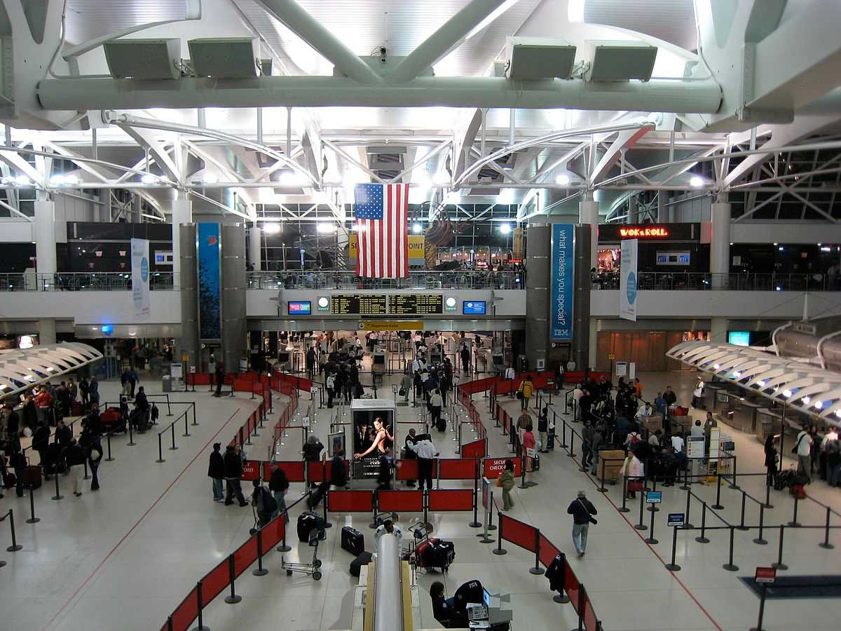 John F. Kennedy Internatinal Airport