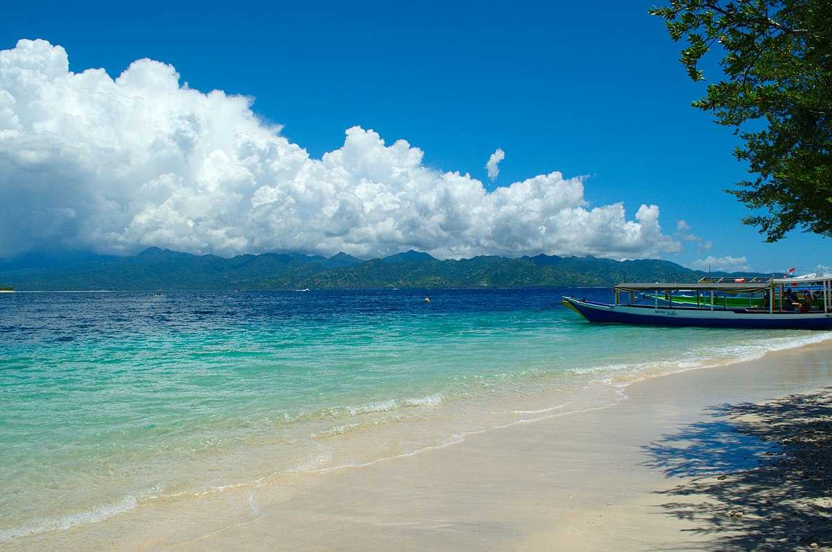 Tanjung Gelam Beach, Karimunjawa